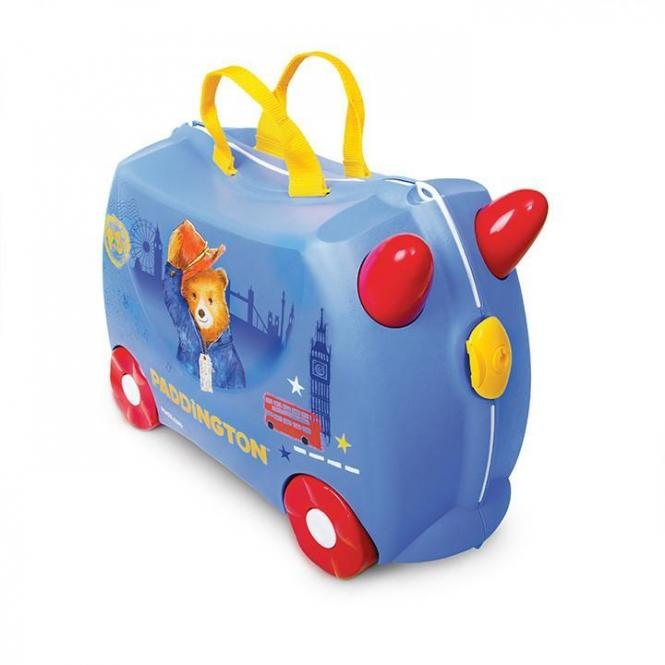 Paddington Bär Kinderkoffer