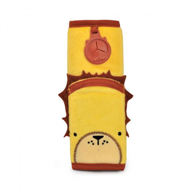 Gurtpolster Löwe Leeroy - Gelb