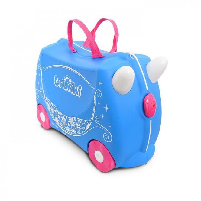 Pearl die Prinzessinnenkutsche Kinderkoffer