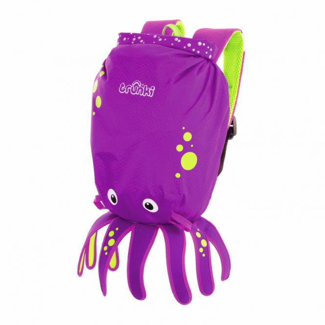Inky der Octopus Kinderrucksack Medium