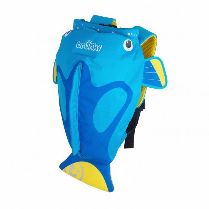Tang der tropische Fisch Kinderrucksack Medium