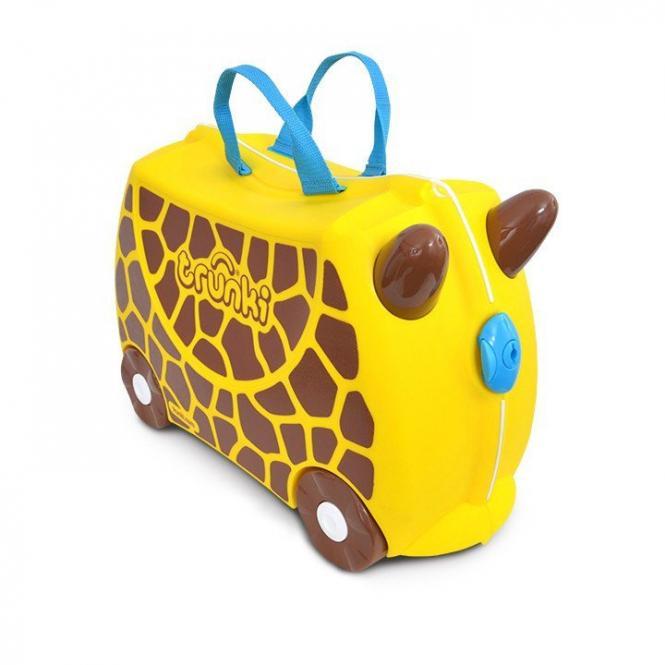 Gerry die Giraffe Kinderkoffer
