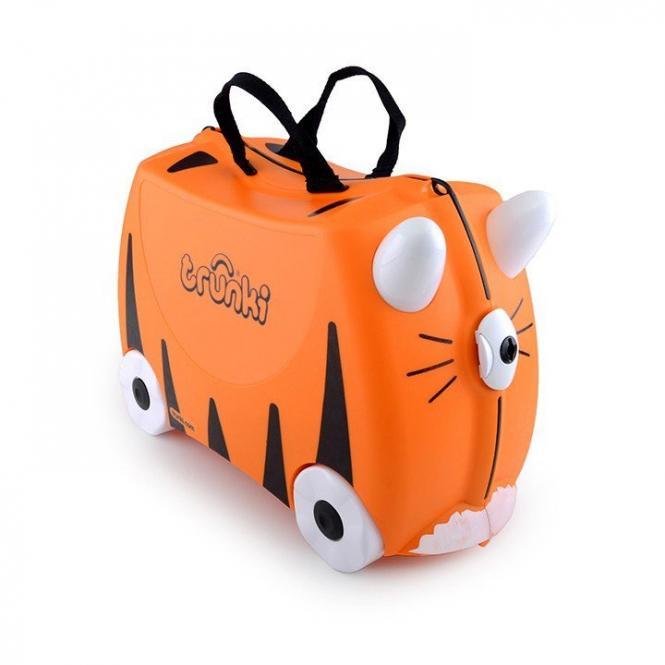 Tipu Tiger Kinderkoffer