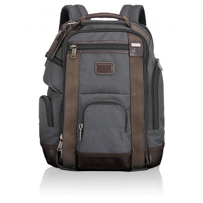 Shaw Deluxe Rucksack Anthracite