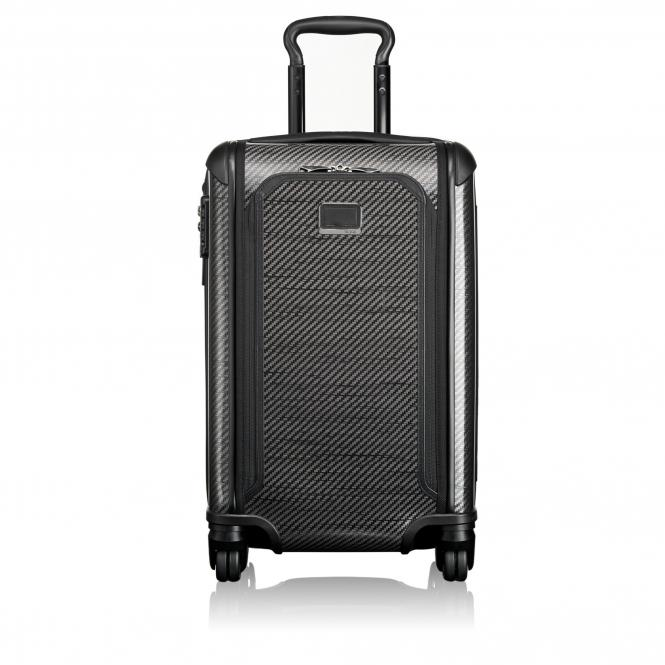Carry-On Rollenkoffer International Black Graphite