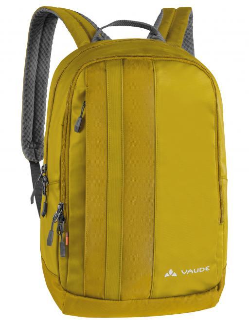 """Azizi Backpack M mit Laptopfach 15.6"""" dark sulphur"""