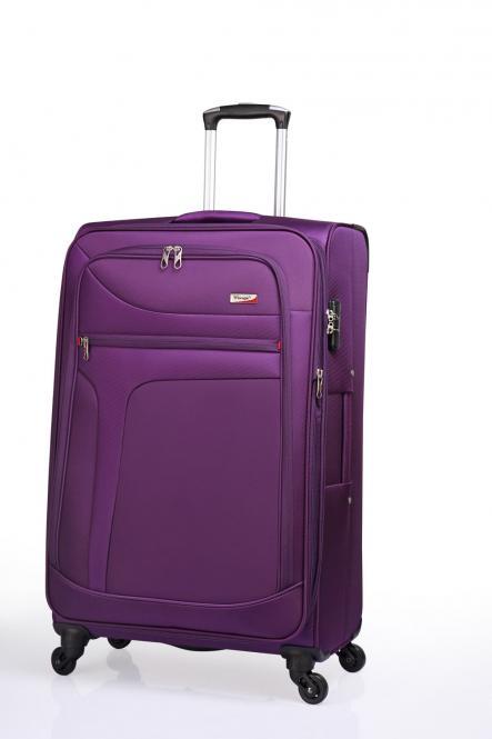 Trolley L 4 Rollen Purple
