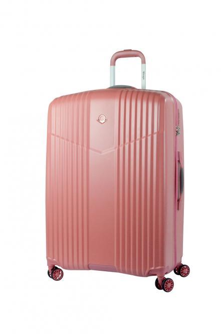 Trolley L 4R 75cm Coral Pink
