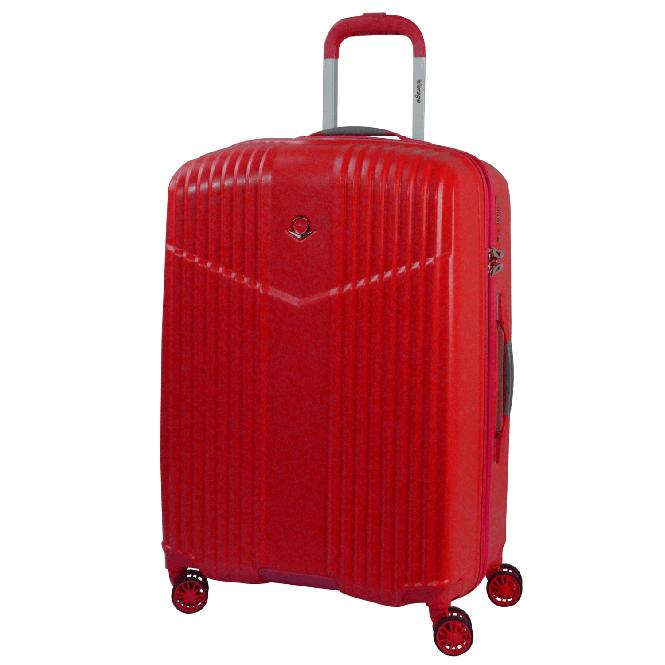 Trolley L 4R 75cm Ruby Red