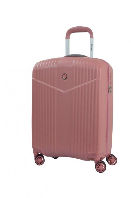 Trolley S 4R 55cm Coral Pink