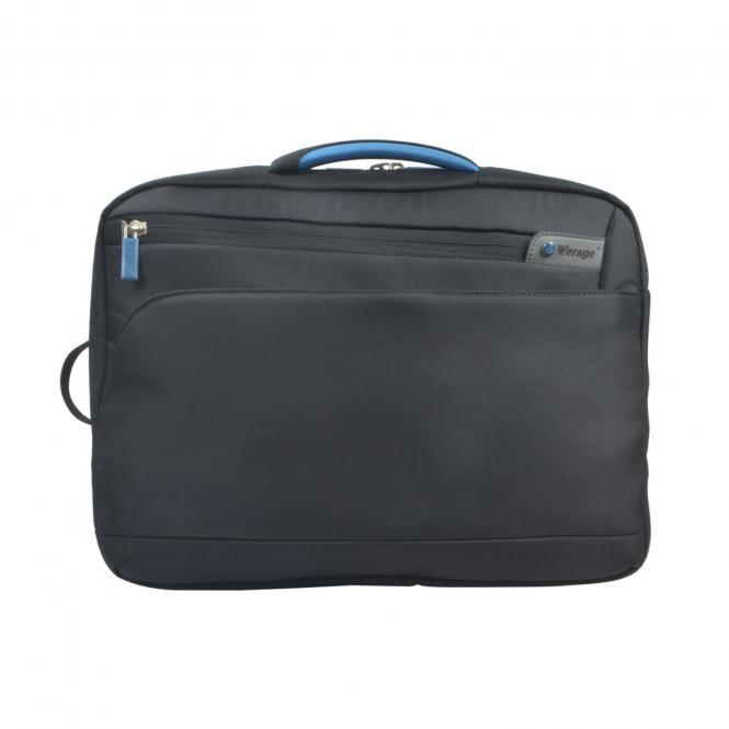 Laptoptasche 3-in-1 Schwarz