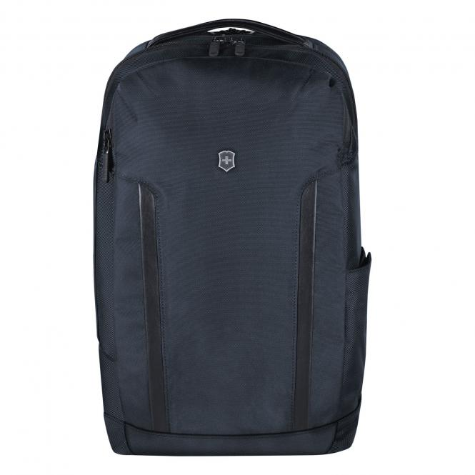 "Deluxe Travel Laptop Backpack 15.4"" Deep Lake"