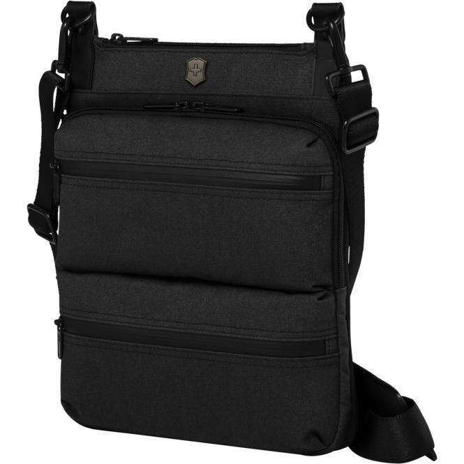 Wilson iPad Crossbody Bag 10 Zoll schwarz