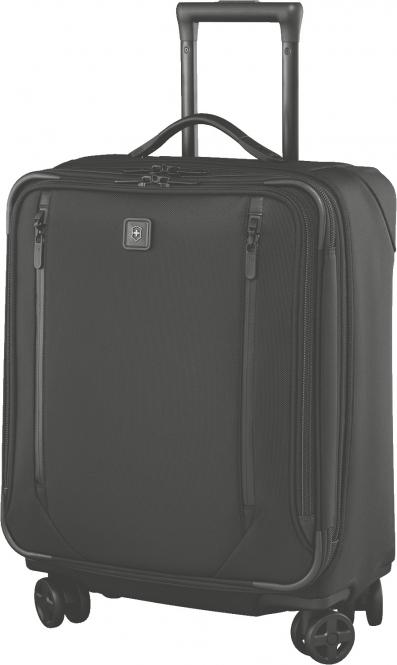 Dual-Caster Wide-Body Carry-On mit Laptopfach 15.6""