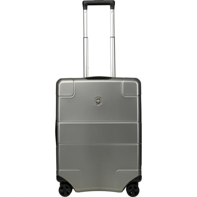 Global Hard Side Carry-On Titanium