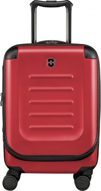 """Compact Global Carry-On mit Laptopfach 15.6"""" Rot"""