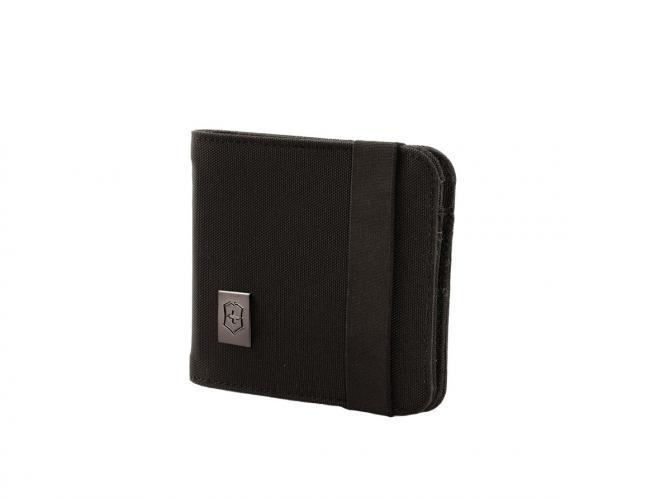 Bi-Fold Wallet, Schwarz