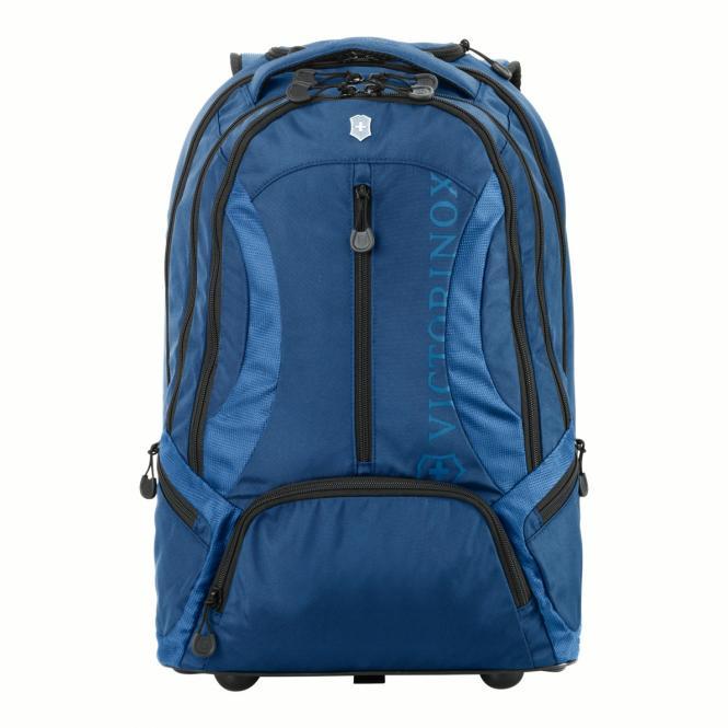 "Wheeled Scout mit Laptopfach 16"" blau"