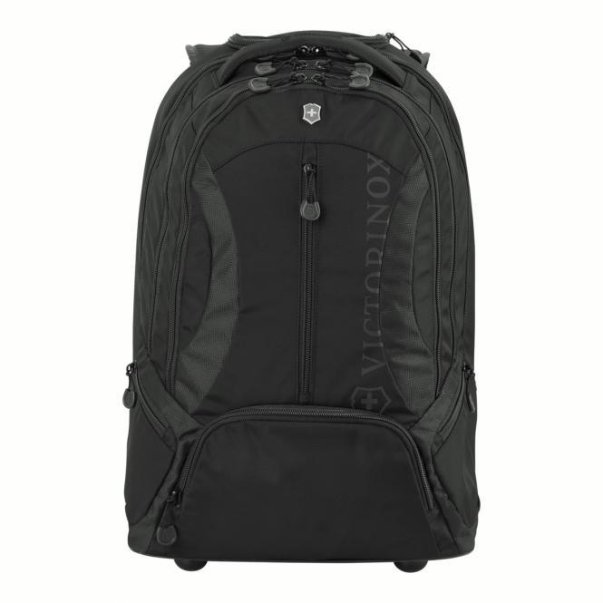 """Wheeled Scout mit Laptopfach 16"""" schwarz"""