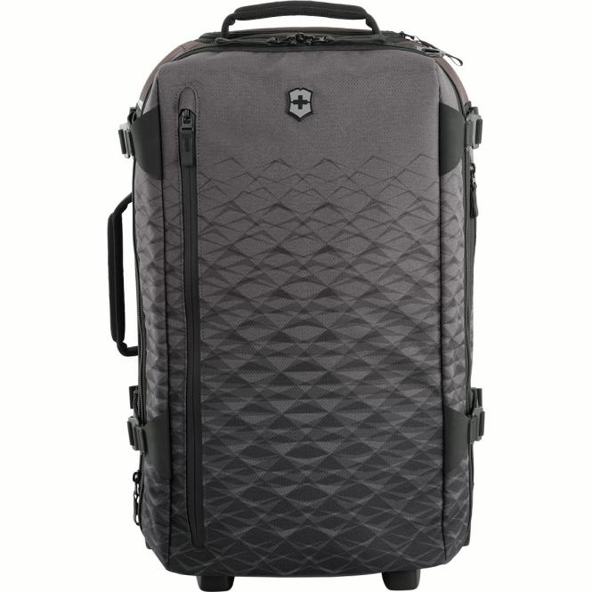 Wheeled 2-in-1 Carry-on Reisetasche 2R 55cm anthracite