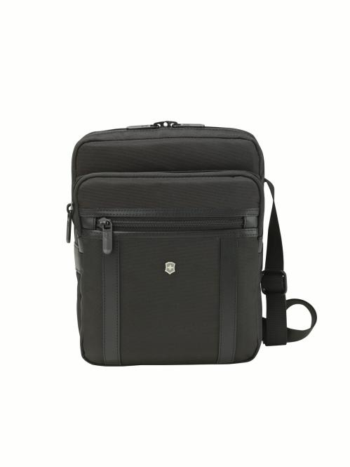 Crossbody Tablet Bag schwarz