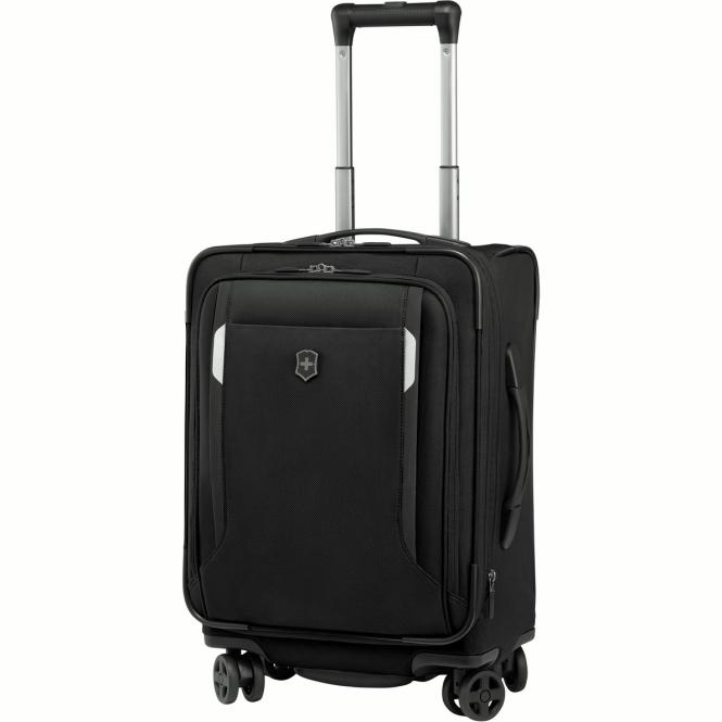 WT 20 Dual-Caster Global Carry-On EU-Asia schwarz