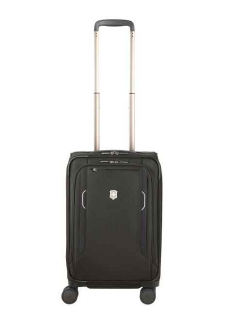 Softside Frequent Flyer Carry-On schwarz
