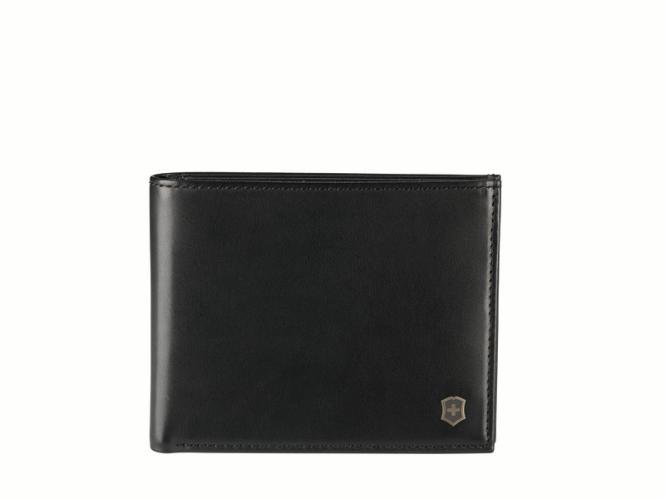 Zenon zweifach ausklappbare Brieftasche mit RFID-Schutzfunktion