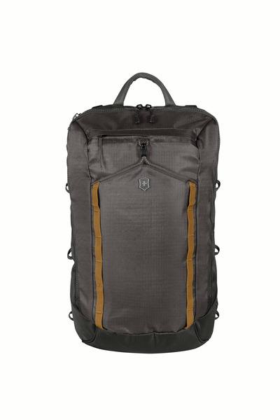 Compact Laptop Backpack 15,4 Zoll Grau