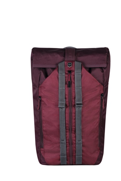 Deluxe Duffel Laptop Backpack 15.4""