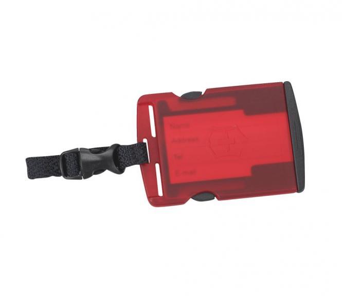 Tracking-Id-Tag Gepäckanhänger Red