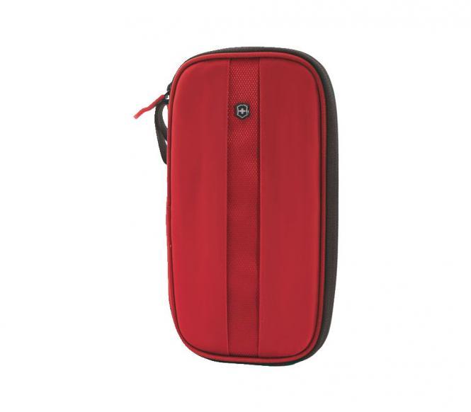 Travel Organizer mit RFID-Schutz Rot
