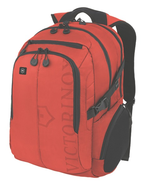 Pilot Backpack mit 16 Zoll Laptopfach Rot