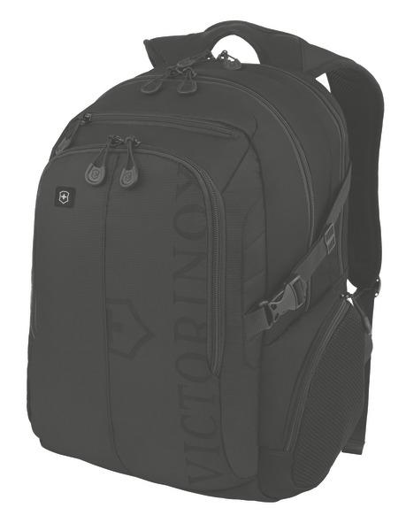 Pilot Backpack mit 16 Zoll Laptopfach Schwarz
