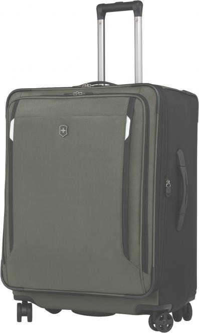 WT 27 Dual-Caster Trolley Olive