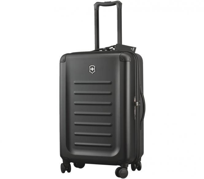 26 Reisekoffer Medium Schwarz