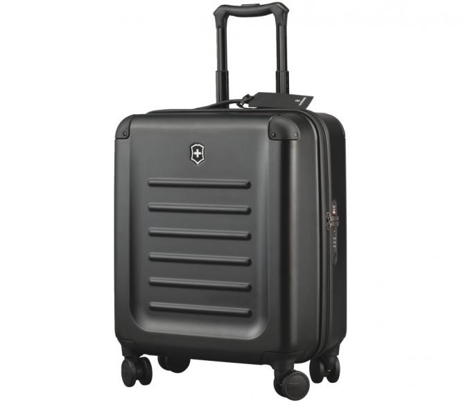 Extra-Capacity Carry-On Schwarz