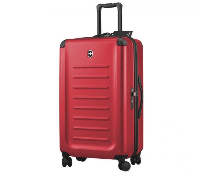29 Reisekoffer Large Rot