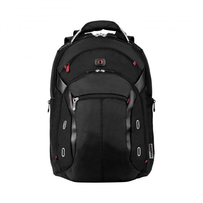 Laptop-Rucksack 15 Zoll schwarz