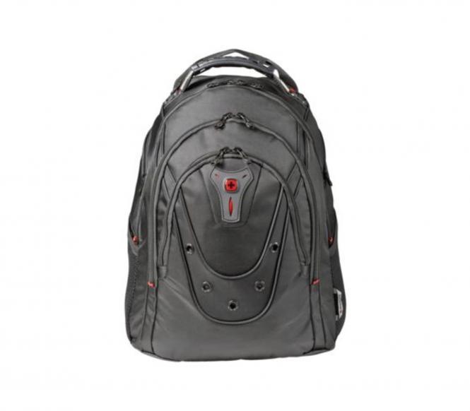Rucksack mit Tablet-Fach schwarz
