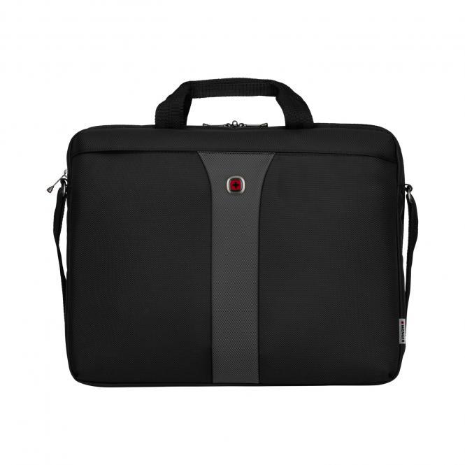 Laptoptasche 17 Zoll schwarz