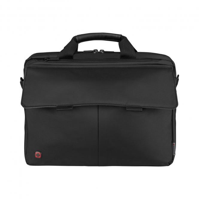 Messengerbag 16 Zoll schwarz