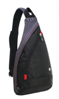 Body Bag / Mono Sling Bag Schwarz