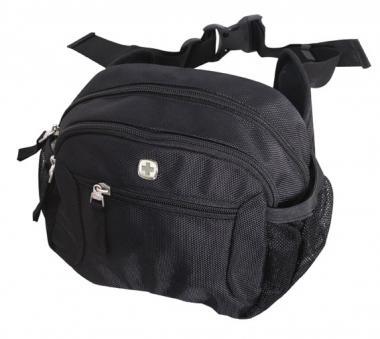 Hüfttasche / Waist Pack Schwarz