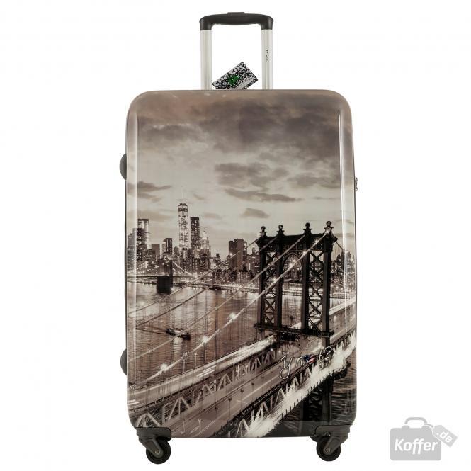 Trolley M 4 Rollen New York East River
