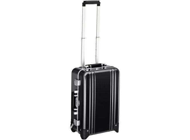 Carry on 2 Wheel Travel Case black