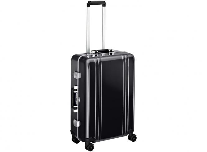 4 Wheel Spinner Travel Case 24 Zoll black