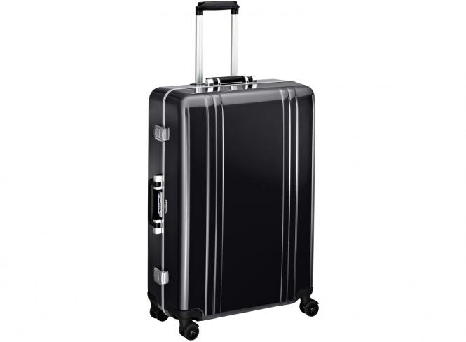 4 Wheel Spinner Travel Case 28 Zoll black