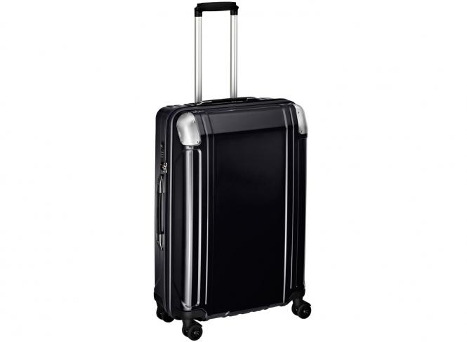 4 Wheel Spinner Travel Case 26 Zoll Black