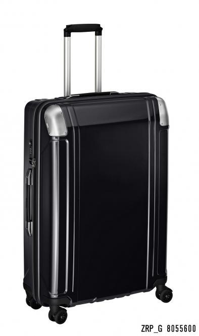4 Wheel Spinner Travel Case 28 Zoll black
